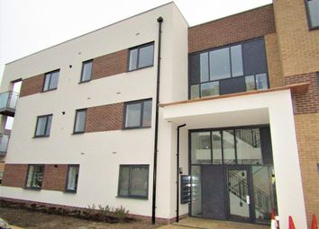 Thumbnail 2 bed flat to rent in Blanchard Avenue, Gosport