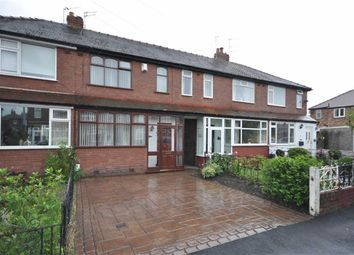 Thumbnail 2 bed terraced house for sale in Deganwy Grove, South Reddsih, Stockport, Greater Manchester