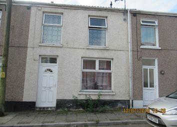 Thumbnail 3 bed terraced house to rent in Maiden Street, Maesteg, Bridgend.