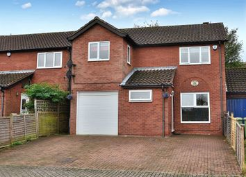 Thumbnail 4 bed detached house for sale in Stamford Avenue, Springfield, Milton Keynes
