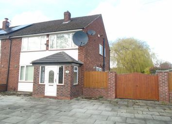 Thumbnail 4 bed semi-detached house to rent in Goldie Avenue, Manchester