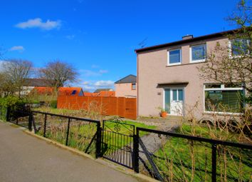 Thumbnail 3 bedroom semi-detached house for sale in Westerton Crescent, Aberdeen