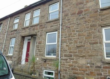 Thumbnail 3 bed terraced house for sale in Gladstone Terrace, Long Rock, Penzance