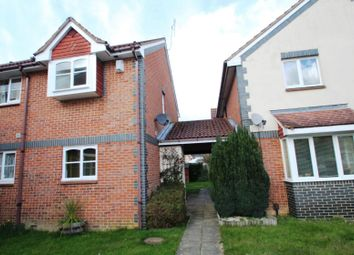 Thumbnail 2 bed terraced house to rent in Stepney Close, Fenchurch Road, Crawley