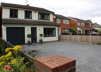 Thumbnail 5 bedroom detached house for sale in Wighay Road, Hucknall, Nottingham