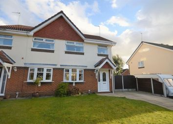 Thumbnail 3 bed semi-detached house for sale in 8 Tamarisk Gardens, St. Helens