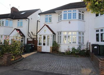 Thumbnail Semi-detached house to rent in Kimberley Road, Chingford, London
