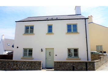 Thumbnail 3 bed detached house for sale in Lon Y Grug, Coed Darcy