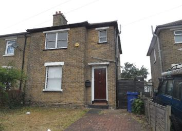 Thumbnail 3 bed end terrace house for sale in Hall Road, Aveley, South Ockendon
