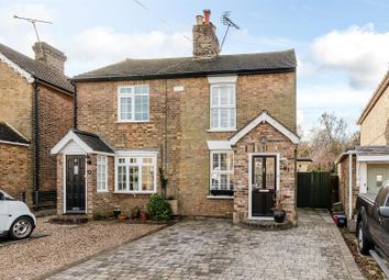 Thumbnail 2 bed semi-detached house for sale in Junction Road, Warley, Brentwood
