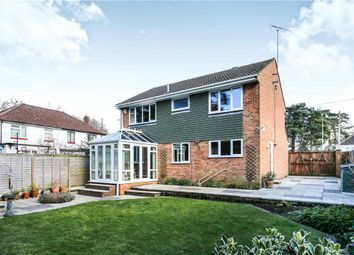 Thumbnail 4 bed detached house for sale in Firgrove Road, North Baddesley, Southampton, Hampshire