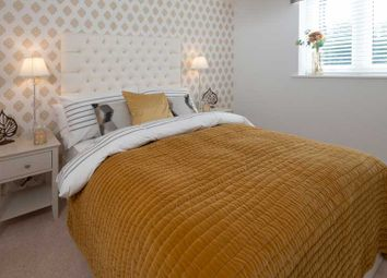 Thumbnail 2 bed flat for sale in Bakers Way, Exeter