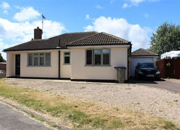 Thumbnail 2 bed detached bungalow to rent in Home Farm Close, Gilmorton, Lutterworth, Leicestershire