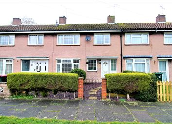 Thumbnail 3 bed terraced house for sale in Hawkins Road, Crawley, West Sussex.