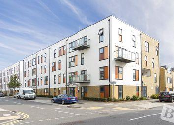 Thumbnail 3 bedroom flat for sale in Vestry Court, 2 Bournebrook Grove, Romford, Essex
