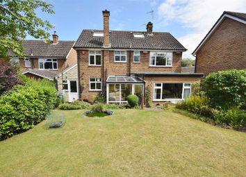 Thumbnail 6 bed detached house for sale in Summercourt Drive, Ravenshead, Nottingham
