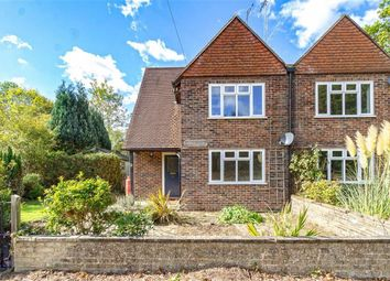 Thumbnail 3 bed semi-detached house to rent in Brickfield Cottages, Oxted, Surrey