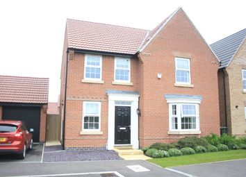 Thumbnail 4 bed detached house to rent in Selemba Way, Greylees, Sleaford, Lincolnshire