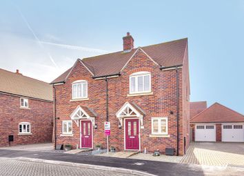 Thumbnail 2 bed semi-detached house for sale in Milbank Way, Abingdon