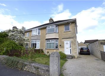 Thumbnail 3 bedroom semi-detached house for sale in Penn Lea Road, Bath, Somerset