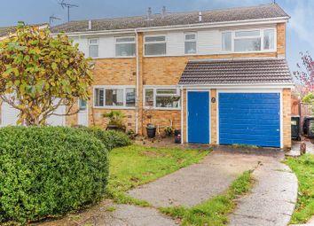 Thumbnail 3 bedroom semi-detached house for sale in Launceston Avenue, Caversham Park, Reading