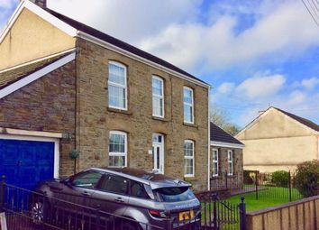 Thumbnail Detached house for sale in Mountain Road, Craig Cefn Parc, Swansea