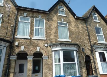 Thumbnail 6 bed terraced house for sale in Grafton Street, Kingston Upon Hull