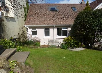 Thumbnail 1 bed semi-detached house to rent in Bonaventure Road, Salcombe