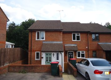 Thumbnail 2 bed end terrace house to rent in Palmer Road, Crawley
