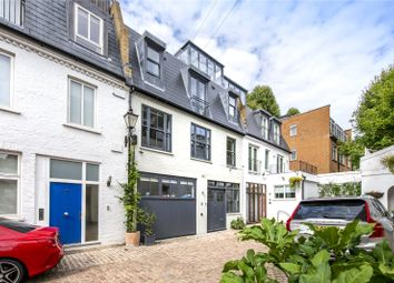 Thumbnail 3 bed mews house for sale in Fulton Mews, London