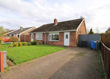 Thumbnail 3 bed semi-detached bungalow for sale in Yarmouth Road, Great Sankey, Warrington