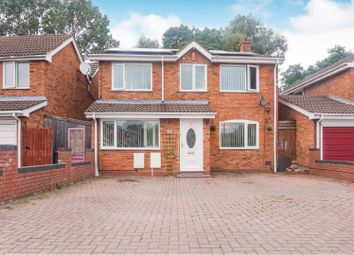 Thumbnail 5 bed detached house for sale in Berberis Road, Leegomery, Telford