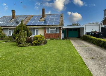 Thumbnail 2 bed semi-detached bungalow for sale in Sondes Close, Herne Bay