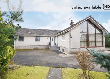 Thumbnail 4 bed bungalow for sale in Abercorn Road, Newton Mearns, Glasgow