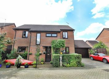 Thumbnail 4 bed detached house for sale in Pearse Grove, Walton Park, Milton Keynes