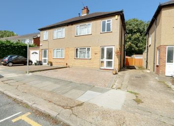 Thumbnail 3 bed property for sale in Lawrence Drive, Ickenham