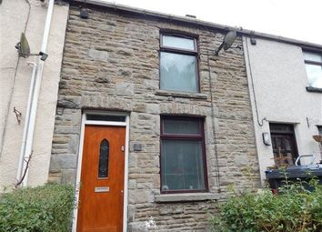 Thumbnail 2 bed terraced house for sale in Bridge Street, Abertillery