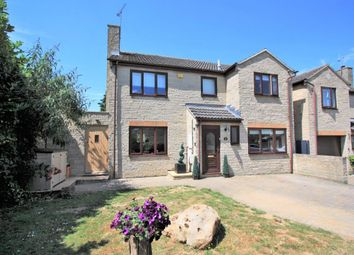 Thumbnail 4 bed detached house for sale in Brookfield, Highworth