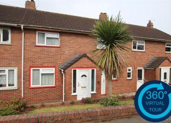 Thumbnail 3 bedroom terraced house for sale in Lloyds Crescent, Whipton, Exeter