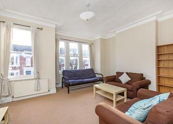Thumbnail 3 bed flat to rent in Fontarabia Road, London