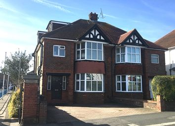 Thumbnail 5 bed semi-detached house to rent in Nevill Road, Hove, East Sussex