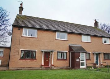 Thumbnail 2 bed flat for sale in Pennine Gardens, Haraby, Carlisle, Cumbria