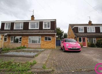 Thumbnail 3 bed semi-detached house for sale in Caernarvon Road, Cheltenham