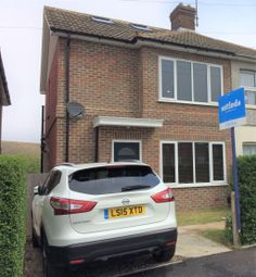 Thumbnail 3 bed semi-detached house for sale in Pankhurst Ave, Brighton