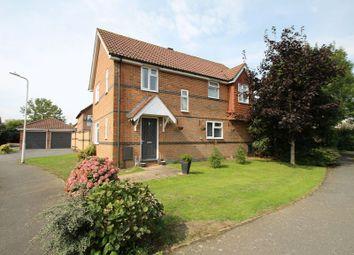 Thumbnail 4 bed detached house for sale in Megone Close, Hawkinge, Folkestone