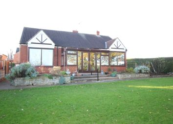 Thumbnail 2 bed detached bungalow for sale in Kingsway, Hodthorpe, Worksop