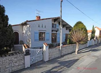 Thumbnail 3 bed property for sale in Chef Boutonne, Deux-Sèvres, 79110, France