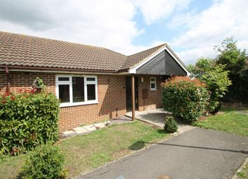 Thumbnail 2 bed bungalow for sale in Oldfield Close, Rainham, Gillingham
