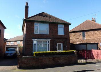 Thumbnail 3 bed detached house for sale in Braemar Road, Nottingham, Nottinghamshire