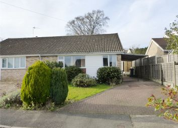 Thumbnail 2 bed semi-detached bungalow for sale in Upper Tynings, Westrip, Stroud, Gloucestershire